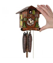 World's Smallest Cuckoo Clock